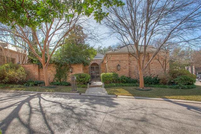 1820 Westover Square, Fort Worth, TX 76107 (MLS #14451192) :: The Mitchell Group