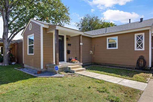1410 Davis Boulevard, Garland, TX 75042 (MLS #14451358) :: The Chad Smith Team