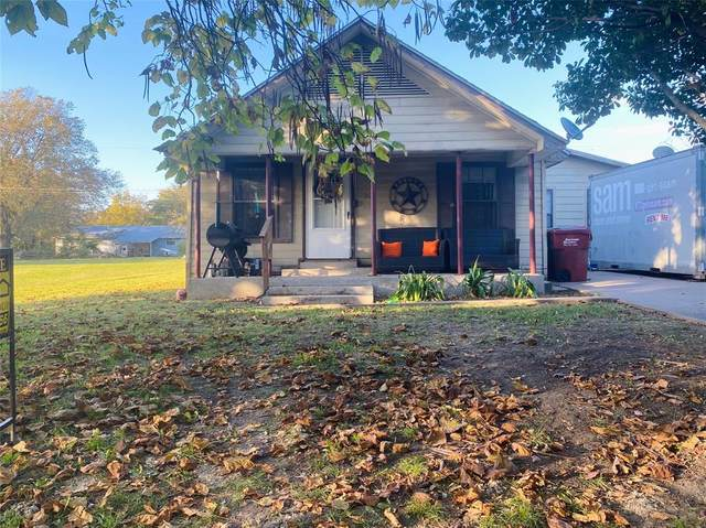 306 W Houston Street, Leonard, TX 75452 (MLS #14451507) :: Maegan Brest | Keller Williams Realty