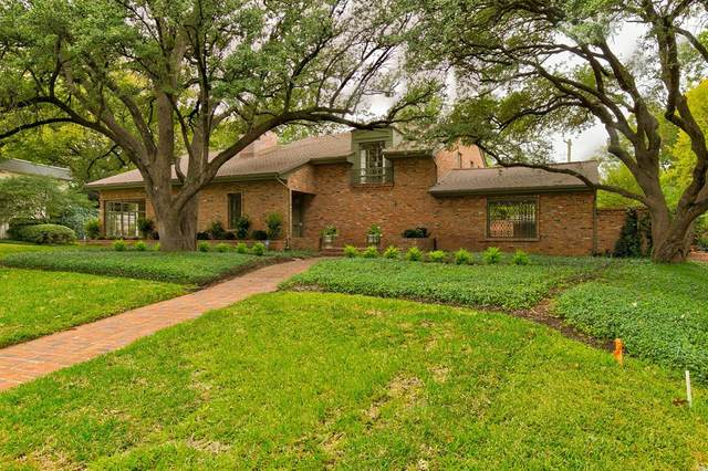 6112 Curzon Avenue, Fort Worth, TX 76116 (MLS #14451914) :: EXIT Realty Elite