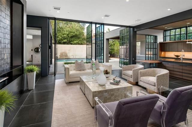 4340 Fairfax Avenue, Highland Park, TX 75205 (MLS #14452002) :: The Hornburg Real Estate Group