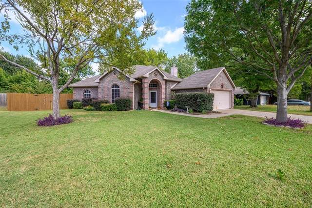 2811 Emerson Lane, Denton, TX 76209 (MLS #14452128) :: The Mauelshagen Group