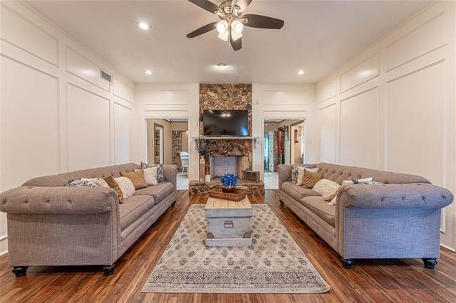 211 Martin Luther Circle, Duncanville, TX 75116 (MLS #14452179) :: The Kimberly Davis Group