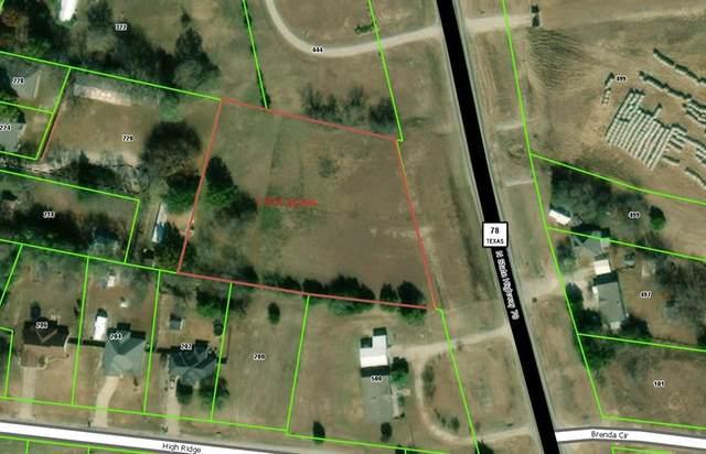 518 State Hwy 78, Blue Ridge, TX 75424 (MLS #14452255) :: The Kimberly Davis Group