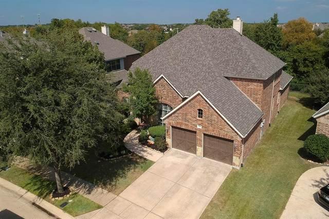 8208 Victoria Lane, Lantana, TX 76226 (MLS #14452586) :: Team Hodnett