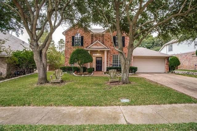 8405 Garnet Way, Mckinney, TX 75072 (MLS #14452821) :: Real Estate By Design