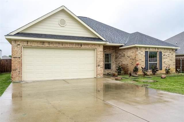 324 Backlash Drive, Gun Barrel City, TX 75156 (MLS #14453017) :: Trinity Premier Properties