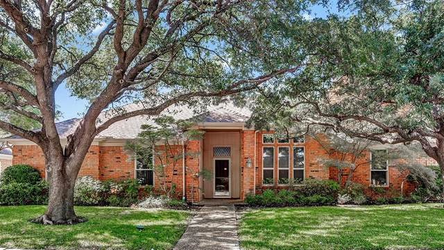 7217 Briarnoll Drive, Dallas, TX 75252 (MLS #14453052) :: Potts Realty Group