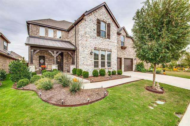 3712 Northstar Lane, Oak Point, TX 75068 (MLS #14453111) :: The Mauelshagen Group