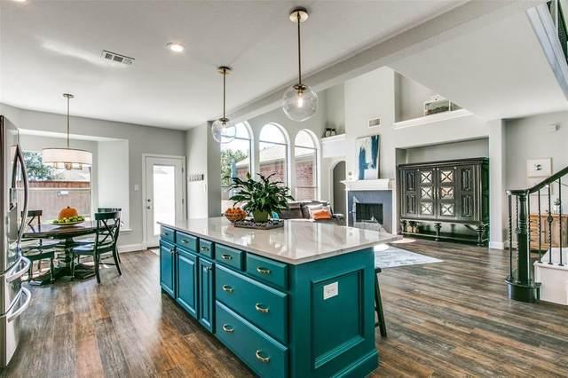 411 Sodbury Court, Roanoke, TX 76262 (MLS #14453958) :: Real Estate By Design