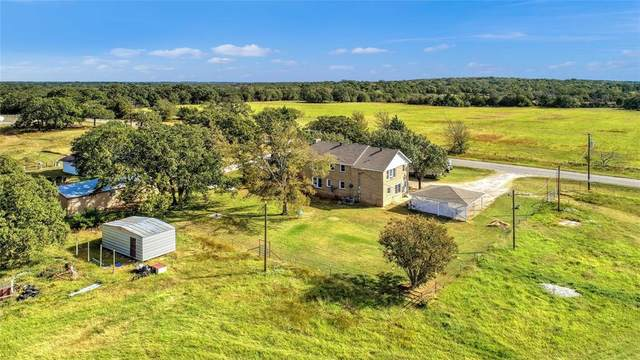 16367 Fm 678, Whitesboro, TX 76273 (MLS #14454026) :: The Mauelshagen Group