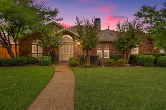 1201 Cloudy Sky Lane, Lewisville, TX 75067 (MLS #14454124) :: Potts Realty Group