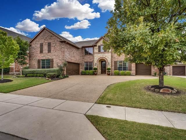 800 Buffalo Springs Drive, Prosper, TX 75078 (MLS #14454219) :: The Star Team | JP & Associates Realtors