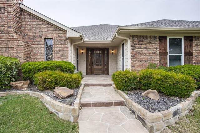 1124 W Lookout Drive, Richardson, TX 75080 (MLS #14454237) :: The Paula Jones Team | RE/MAX of Abilene