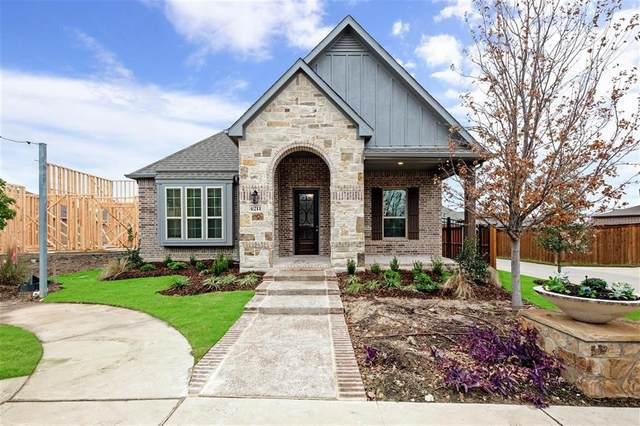 4211 Briar Rose Way, Arlington, TX 76005 (MLS #14454274) :: RE/MAX Pinnacle Group REALTORS