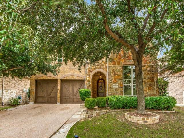 8208 Strathmill Drive, The Colony, TX 75056 (MLS #14454289) :: Jones-Papadopoulos & Co