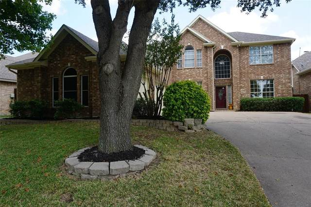 1541 Briar Meadow Drive, Keller, TX 76248 (MLS #14454710) :: Keller Williams Realty