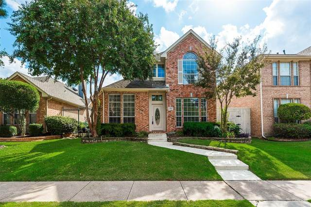 4916 Ridgedale Drive, Plano, TX 75024 (MLS #14454720) :: The Mauelshagen Group