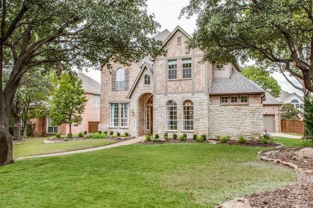 5400 Widgeon Way, Frisco, TX 75034 (MLS #14454829) :: The Good Home Team