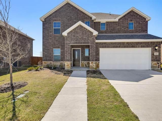 307 Frost Farm Court, Royse City, TX 75189 (MLS #14454942) :: Team Hodnett