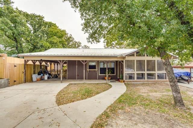 316 Hickorywood Street, Azle, TX 76020 (MLS #14455065) :: The Hornburg Real Estate Group