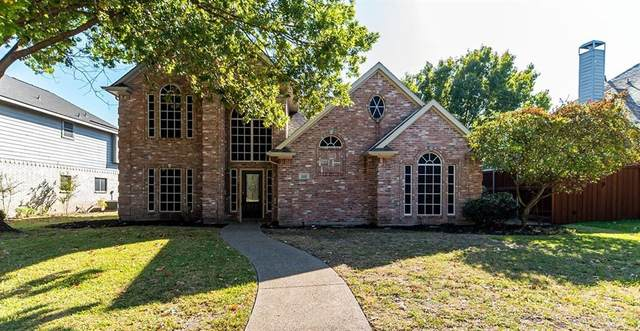 1102 Springfield Lane, Allen, TX 75002 (MLS #14455139) :: The Mauelshagen Group