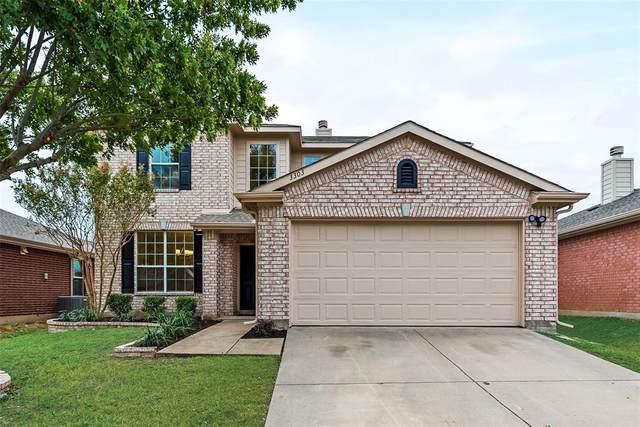 3303 Kingsbrook Drive, Wylie, TX 75098 (MLS #14455315) :: The Mauelshagen Group