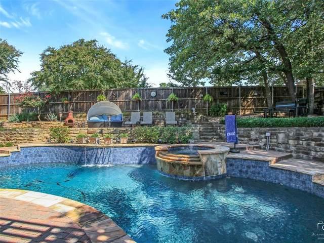 1604 Oakhollow Drive, Corinth, TX 76210 (MLS #14455356) :: Real Estate By Design