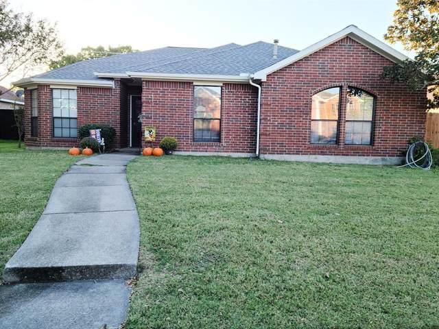 2313 Randi Road, Rowlett, TX 75088 (MLS #14455611) :: The Good Home Team
