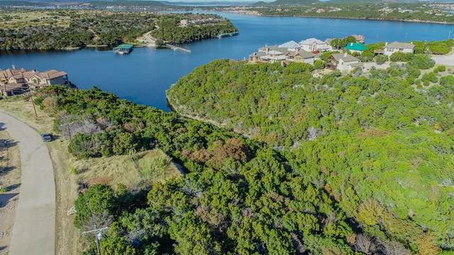 LOT99 Cliffs Drive, Possum Kingdom Lake, TX 76449 (MLS #14455638) :: Real Estate By Design