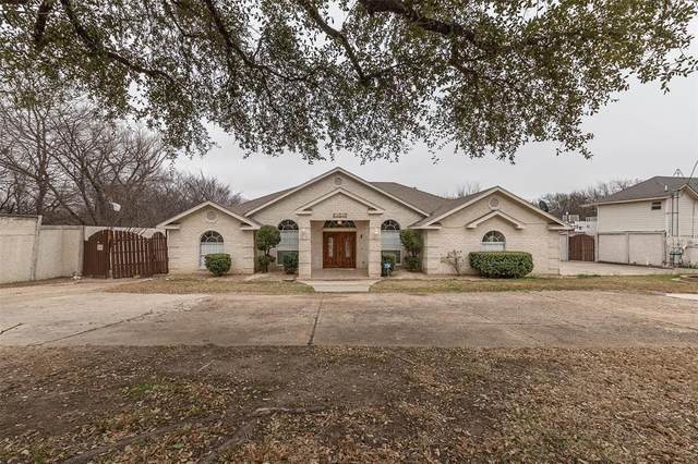 13336 Fm 718, Fort Worth, TX 76179 (MLS #14455657) :: All Cities USA Realty