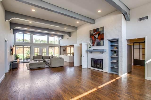 7627 Royal Lane, Dallas, TX 75230 (MLS #14455668) :: The Hornburg Real Estate Group