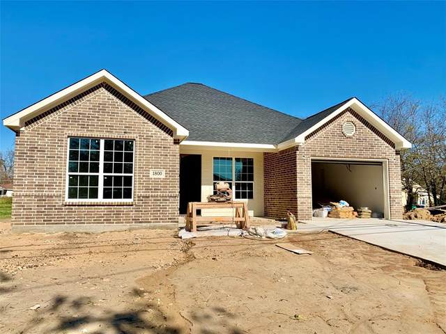 1800 Cleveland Street, Greenville, TX 75401 (MLS #14455692) :: Potts Realty Group