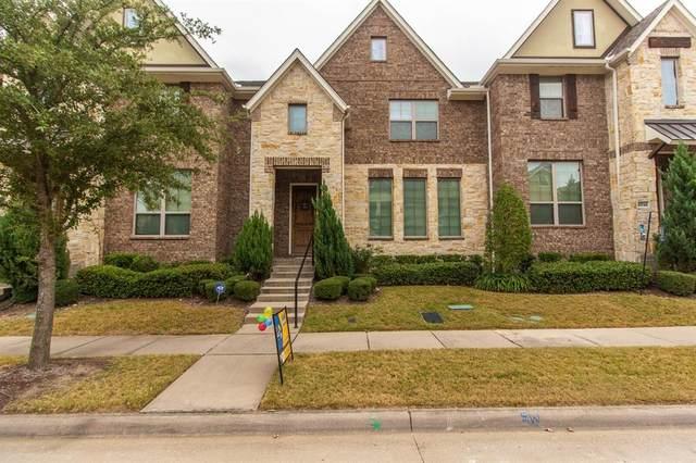 10548 Steinbeck Lane, Irving, TX 75063 (MLS #14455707) :: The Kimberly Davis Group