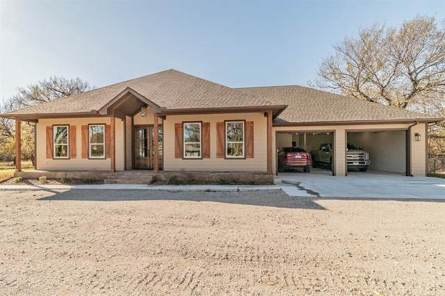 408 S Wickham Street, Alvord, TX 76225 (MLS #14455745) :: All Cities USA Realty