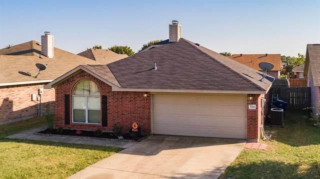 129 Lipan Street, Greenville, TX 75402 (MLS #14455756) :: The Paula Jones Team   RE/MAX of Abilene