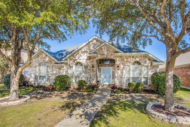 6008 Oldham Drive, Mckinney, TX 75070 (MLS #14455781) :: Hargrove Realty Group