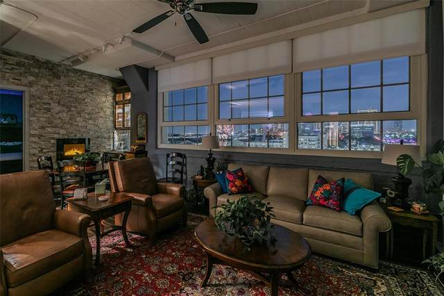 2600 W 7th Street #2654, Fort Worth, TX 76107 (MLS #14455921) :: The Hornburg Real Estate Group
