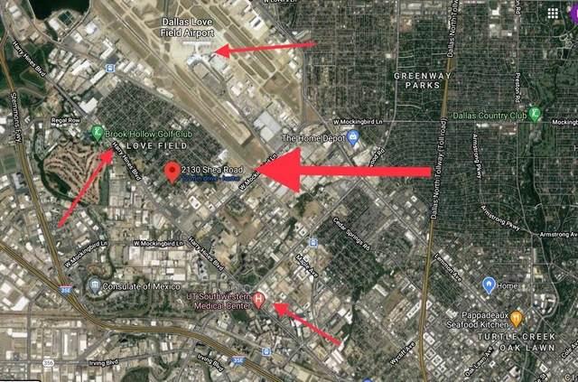 2130 Shea, Dallas, TX 75235 (MLS #14456306) :: RE/MAX Pinnacle Group REALTORS