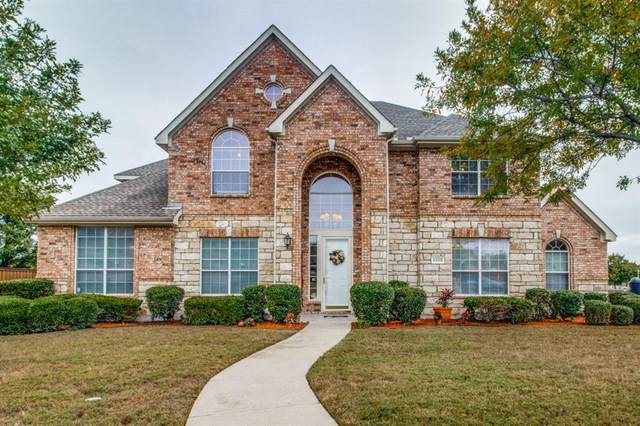 6208 Tyning Circle, Frisco, TX 75035 (MLS #14456540) :: The Mauelshagen Group