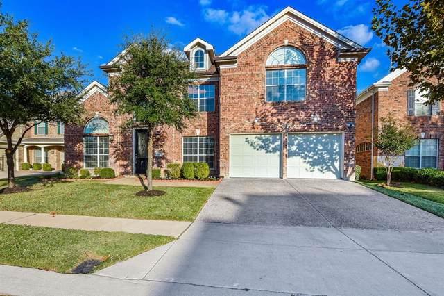 8808 Wyatt Circle, Lantana, TX 76226 (MLS #14456619) :: Team Hodnett