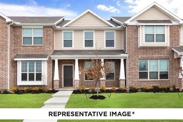 2417 Davenport Drive, Denton, TX 76207 (MLS #14456621) :: Team Hodnett