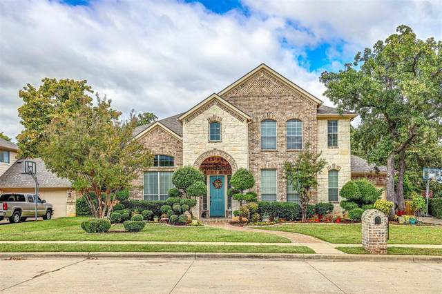 5709 Almond Lane, Fort Worth, TX 76244 (MLS #14456633) :: Real Estate By Design