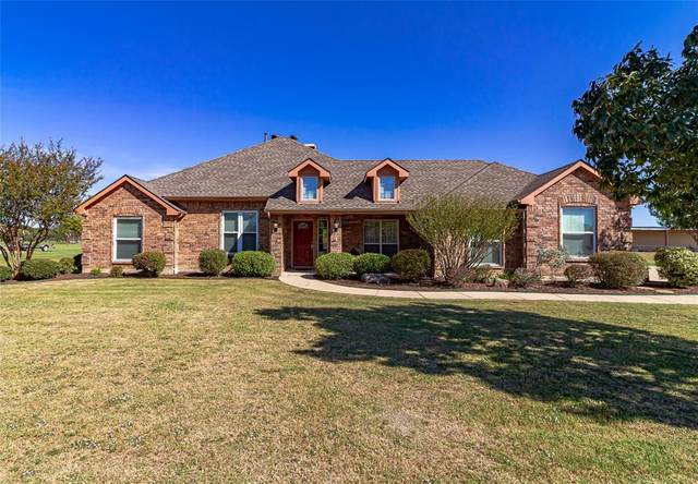 625 Lake Vista Lane, Lavon, TX 75166 (MLS #14456669) :: The Kimberly Davis Group