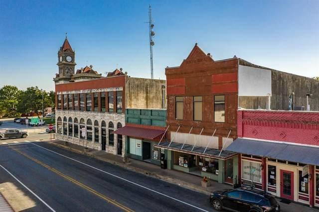 116 Main Street, Meridian, TX 76665 (MLS #14456828) :: The Tierny Jordan Network