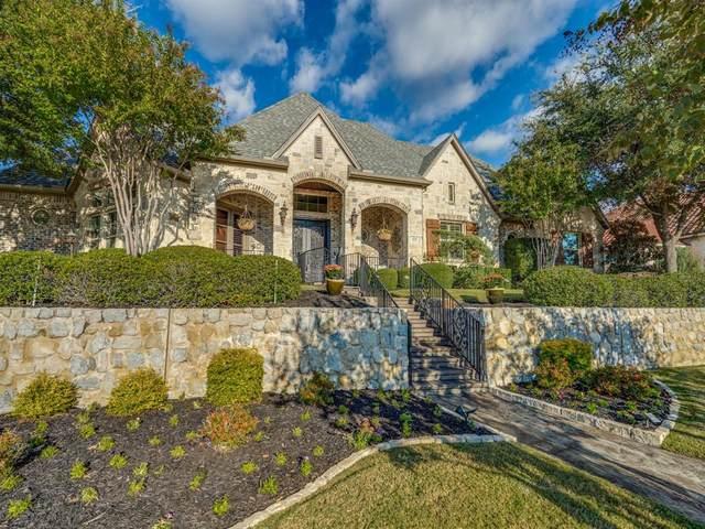 805 Sir Andred Lane, Lewisville, TX 75056 (MLS #14457165) :: Real Estate By Design