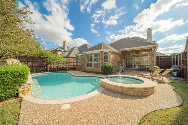 4008 Sharondale Drive, Flower Mound, TX 75022 (MLS #14457268) :: Potts Realty Group