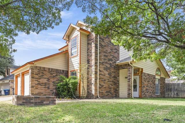 6349 Rockhaven Drive, Fort Worth, TX 76179 (MLS #14457591) :: The Paula Jones Team | RE/MAX of Abilene