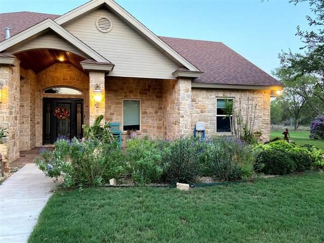 15838 County Road 421, Merkel, TX 79536 (MLS #14458370) :: The Kimberly Davis Group