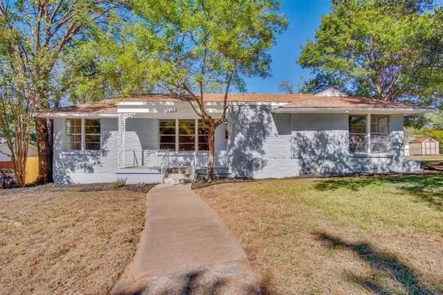 3350 Creston Avenue, Fort Worth, TX 76133 (MLS #14458953) :: Real Estate By Design
